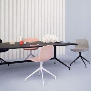 About a Table eettafel Hay AAT10 180x90cm zwart | Musthaves verzendt gratis
