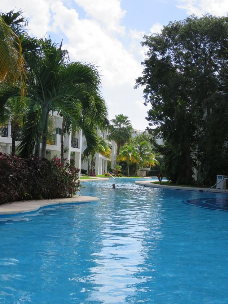 Azul Fives Hotel, by Karisma, Playa del Carmen - lazy river, infinity pool, beautiful weddings, and gorg rooms!