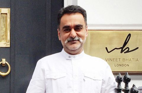 Indian chef-restaurateur Vineet Bhatia on his tasting-menu-only VBL venture