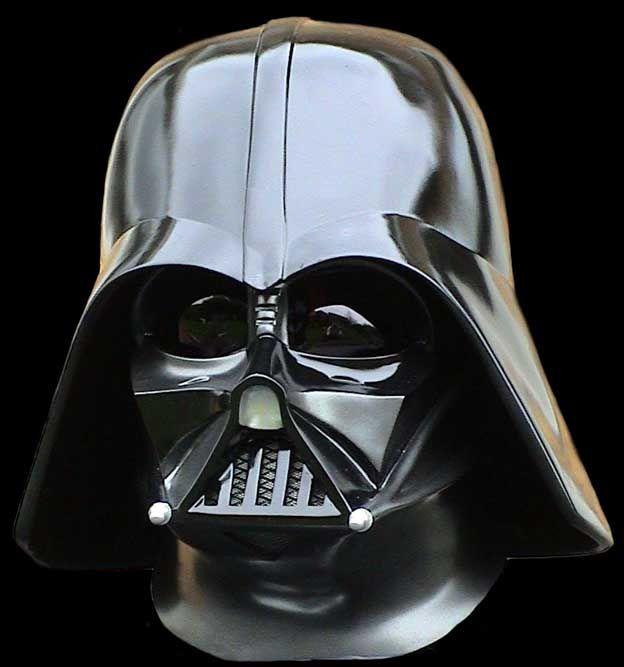 Fan Made Darth Vader Helmets Gateau Seb Star Wars