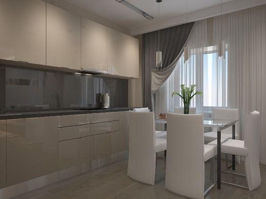 Квартира на Лескова. Кухня