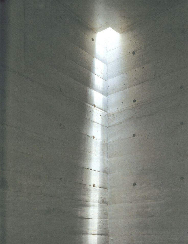 Beautiful redirected daylight reflecting on concrete walls  #lightatmosphere #stylepark