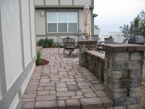 Patio Paving Denver, Colorado. When You Need Patio Paving Stones Or Patio  Pavers Designs, We Want To Provide Our Customers, With A Free Estimate For  The ...