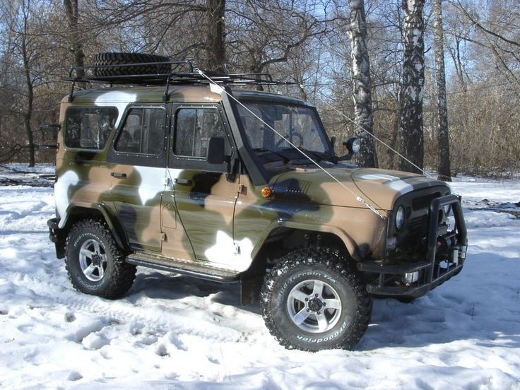 Best Uaz Images On Pinterest Hunters Off Road And Patriots
