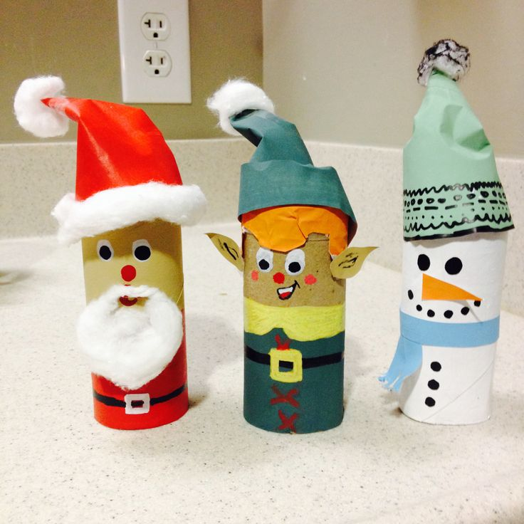 Decorating Ideas > Toilet Paper Roll Christmas Decorations!  Holiday  Pinterest ~ 043503_Christmas Decoration Ideas Using Toilet Paper Rolls