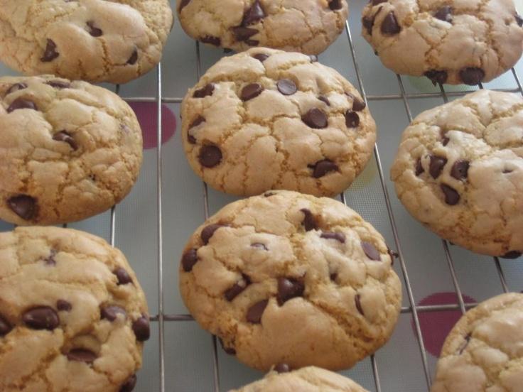 Nigella's Chocolate Chip Cookies