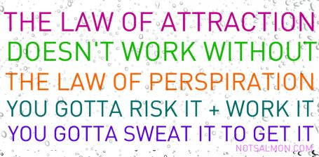 The Law of Attraction (2)
