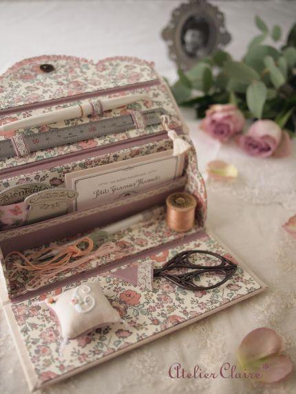 Image de la boîte leçon de couture ne peut pas attendre: Claire Diary