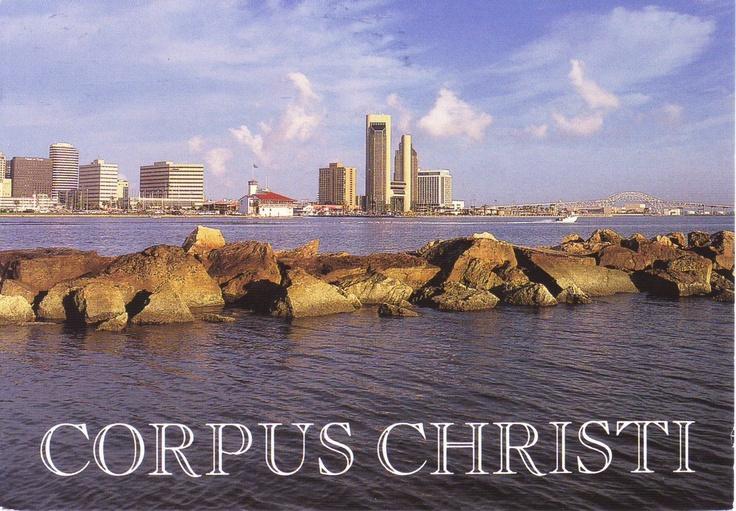 Corpus Christi [Jetties... Never surf near them before a