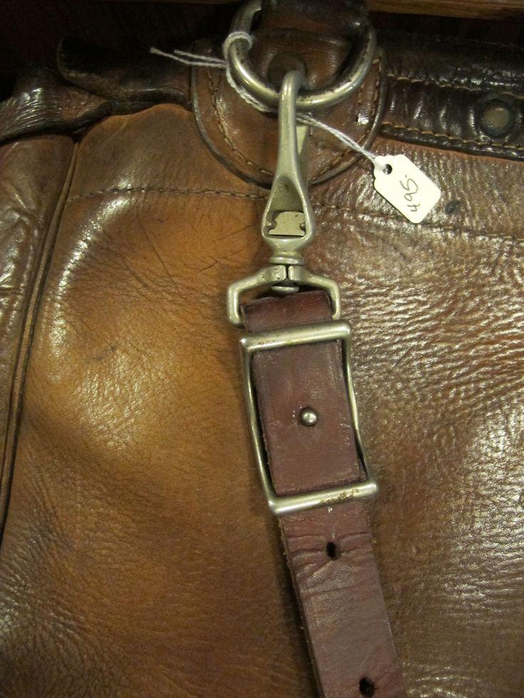 buckle detail