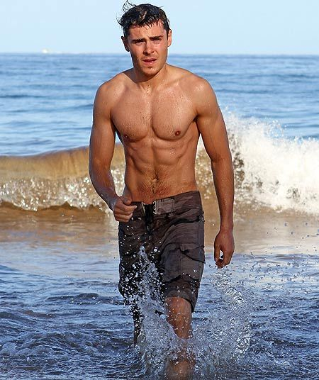 Zac Efron Workout Rout...