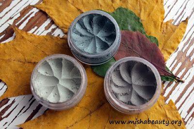 Misha Beauty - přírodní kosmetika a jiné DIY projekty : Nemíchat, protřepat a do sklenky olivu - minerální...