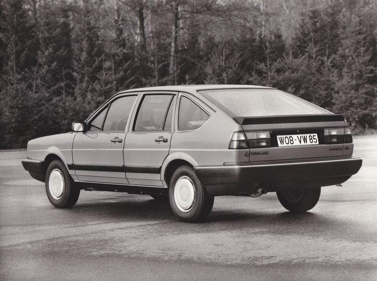 Volkswagen Passat Hatchback - 1985