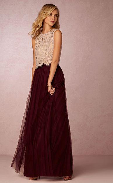 Bhldn.com    A unique idea for bridesmaid dresses