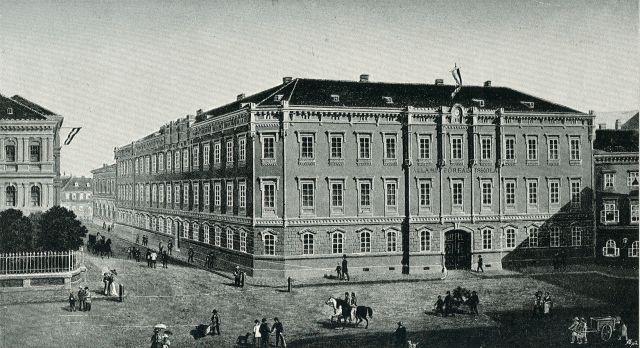 Széchenyi Gimnázium 1896