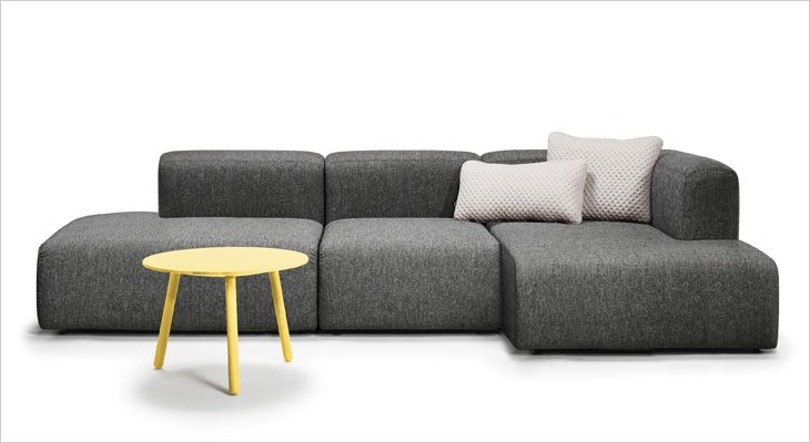 versus Pump sofa til virksomhedens lounge, lounge furniture, couch
