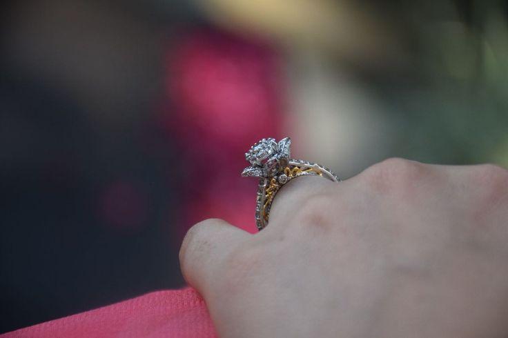 Beautiful engagement ring Alisha