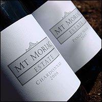 Mt Moriac Wines. Mt Moriac Victoria Australia