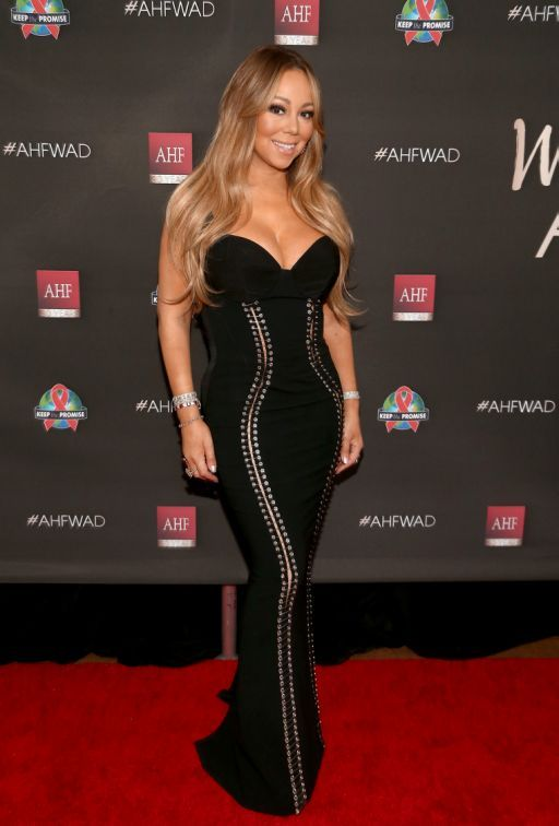 Mariah Carey flaunts incredible physique 2 months after weight loss surgery