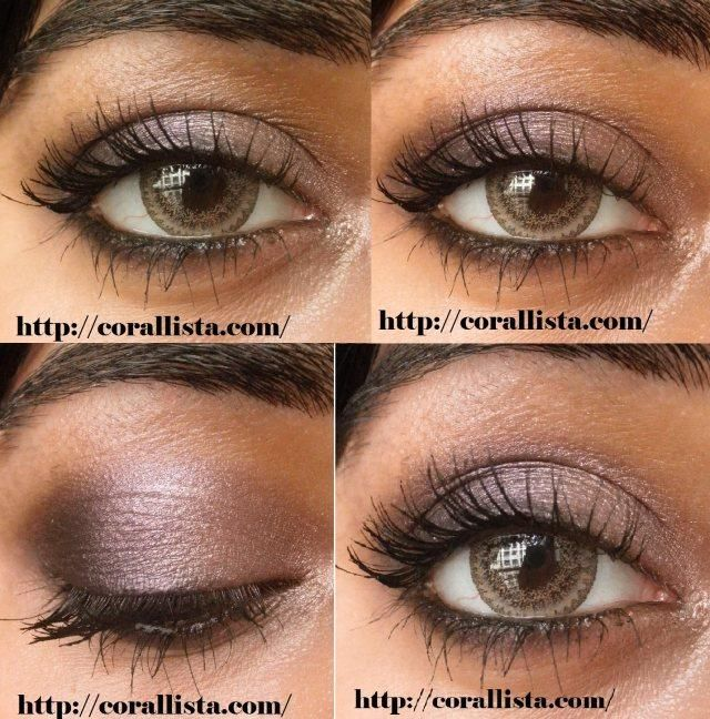 Tutorial Makeup for the Bridesmaid (Cool toned)