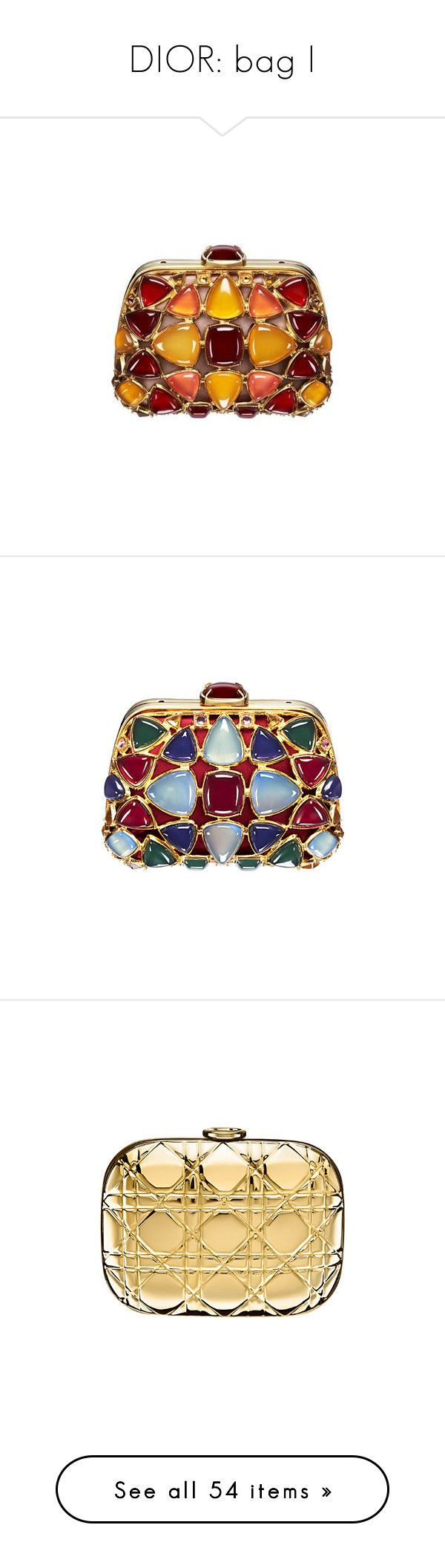 """""""DIOR: bag I"""" by tynabrookler ❤ liked on Polyvore featuring bags, clutches, borse, accessories, handbags, purses, сумки, hand bags, man bag and christian dior handbags"""