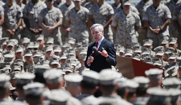 Ray Mabus bypasses war heroes, names Navy ship for gay rights icon Harvey Milk.