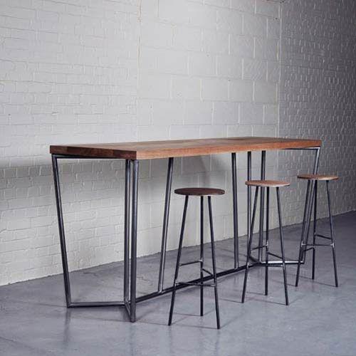 Inspirational Long Tall Bar Table