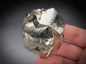 Mineral Specimen Pyrite Crystals Bingham Canyon Mine Bingham District Oquirrh Mts Salt Lake County Utah For Sale