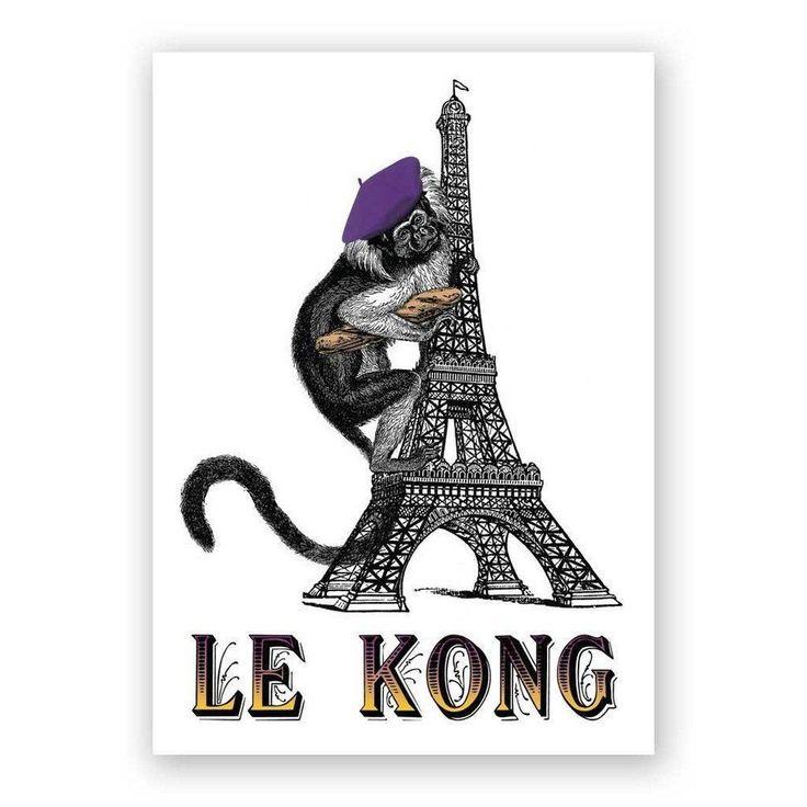 Le Kong Card