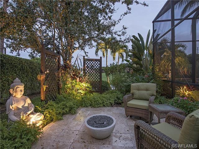 Nice Zen Garden Fire Pit. Grey Oaks In Naples, Florida | Naples Florida |  Outdoor Living Spaces | Pinterest | Garden Fire Pit, Naples Florida And  Naples