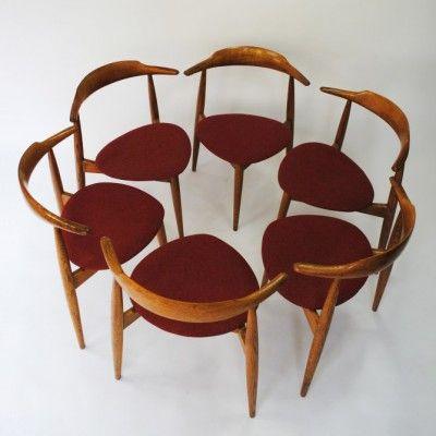 fh4103 dinner chair by hans wegner for fritz hansen