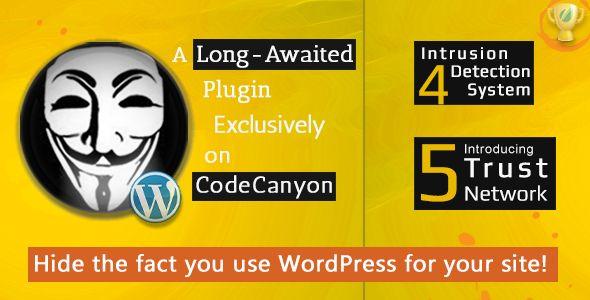 Hide My WP v5.5.1 - Amazing Security Plugin for WordPress! - https://www.seo-protools.com/hide-wp-v5-5-1-amazing-security-plugin-wordpress/
