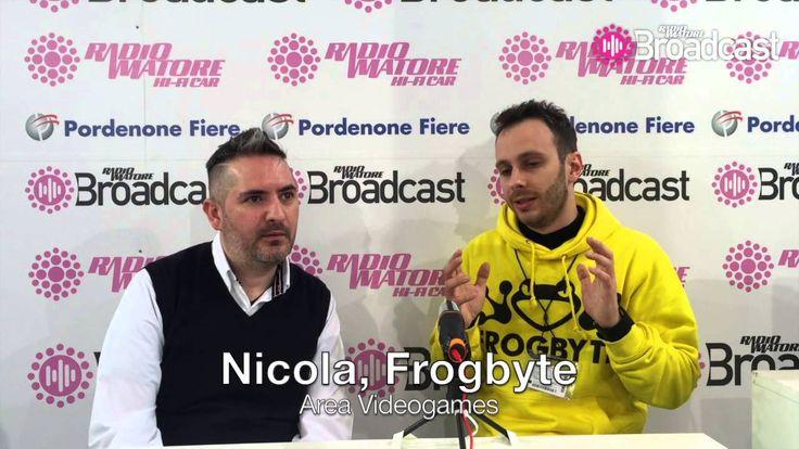 #radioamatore2016 #radioamatorebroadcast #frogbyte #videogiochi #...