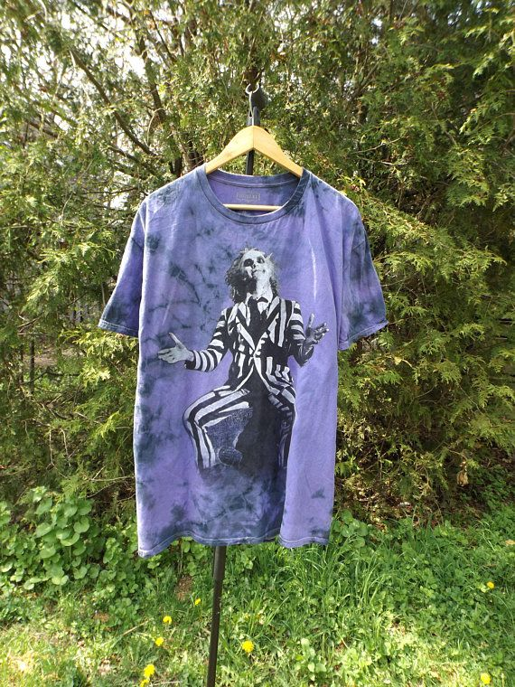 BEETLEJUICE /'Face/' Movie T Shirt Vintage Gift For Men Women Funny Tee