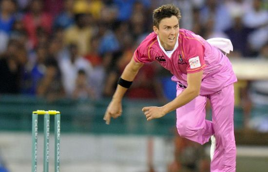 Kane Williamson hit 1st half Century: 1st win by Northern Knights. Kane Williamson 1st half century against Southern Express to win CLT20 2014 1st match.