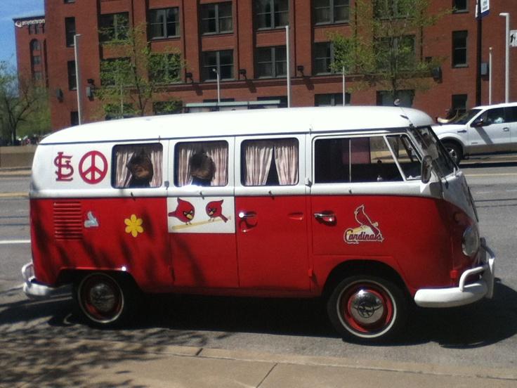 Cardinals Van :-D