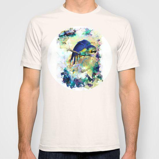 Parrot Bird - T-SHIRT
