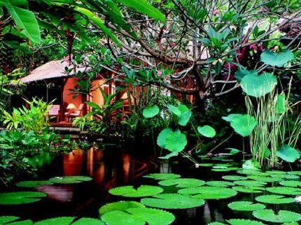 The Water Garden Hotel Bali in Karangasem, Bali