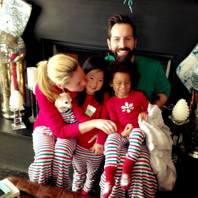 Pin for Later: Katherine Heigl and Josh Kelley's Family Snaps Will Make You Feel All Warm Inside