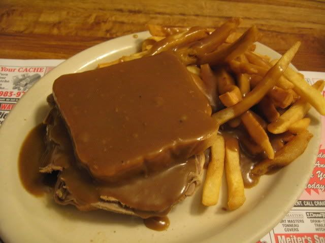 Hot Roast Beef Sandwiches With Gravy Hot Roast Beef