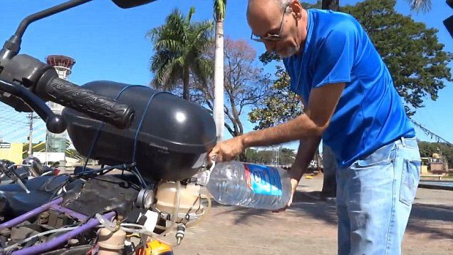 500 Kilometers On 1 Litre: Brazilian Man Shows Us Why We Don't Need Gas Stations