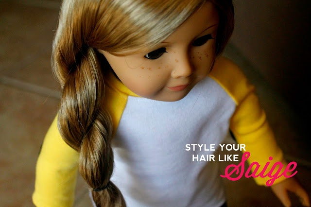 1000+ Images About AG Doll Hair Care, Styles, Accessories