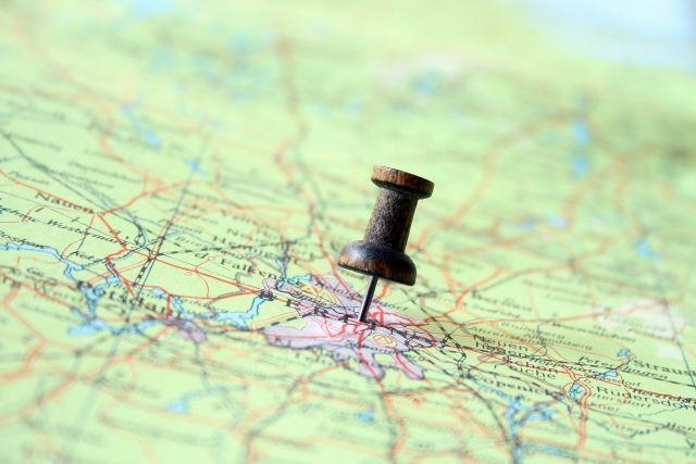 Google Maps API で複数マーカーをつける | chocoron
