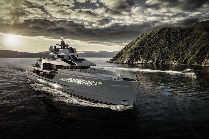 Revolution, un yacht d'exploration qui porte bien son nom