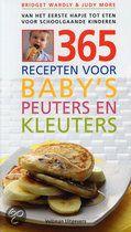 365 recepten voor baby's, peuters en kleuters