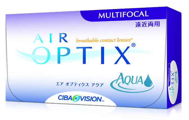 Lentillas air-optix modelo multifocal, en #masvision
