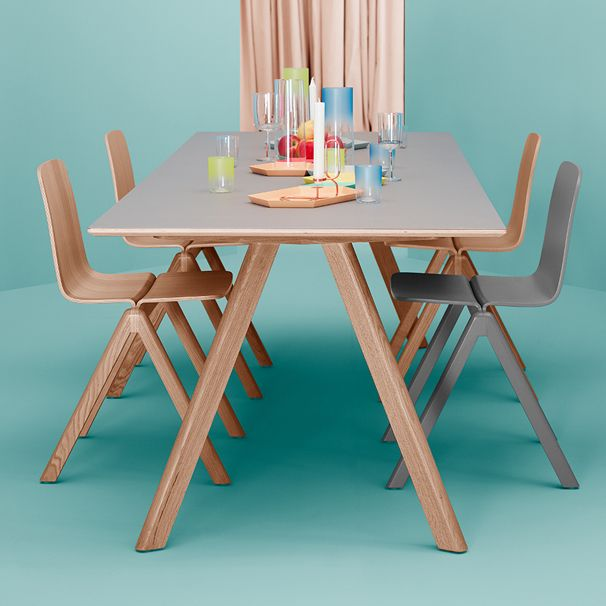 34 best table images on pinterest | dining room, desk and dining table, Esstisch ideennn