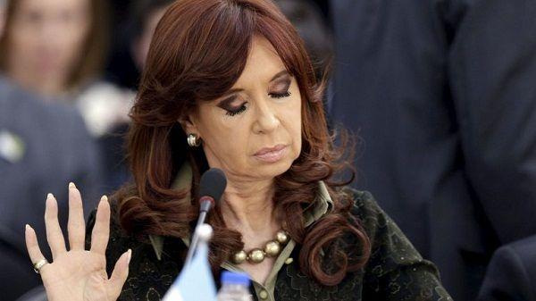 Cristina Kirchner; sujeto de persecución política
