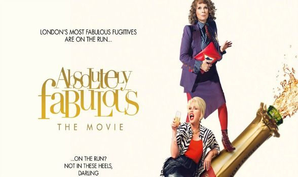Absolutely Fabulous the Movie is definitely one of the more peculiar comedies I have seen in a while and although it was okay it wasn't very funny