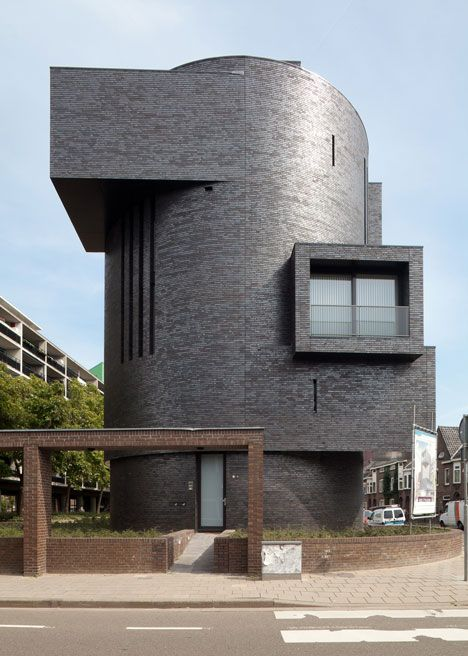 apartment in Tilburg - the Netherlands - architects Bedaux de Brouwer